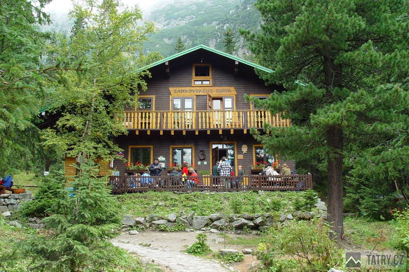 Zamkovského chata » Ubytování » Tatry.CZ