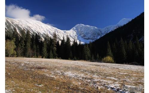 Volovec, Ostrý Roháč a Plačlivé z Roháčské doliny