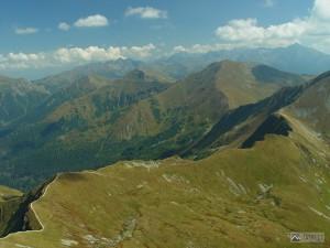 výhled z Klinu