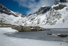 závěr Malé Studené doliny od Téryho chaty