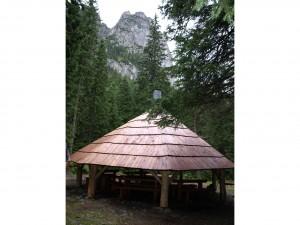 Tábořiště Poľana pod Vysokou