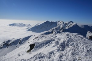 Panorama z vrcholu Plačlivého