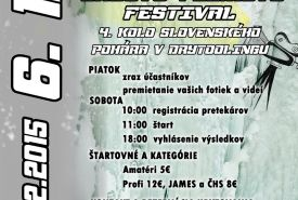Ľadovo - filmový festival - 6. ročník