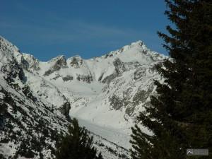 Kôprovský štít z Mengusovské doliny