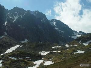 masiv Gerlachovského štítu z Velické doliny