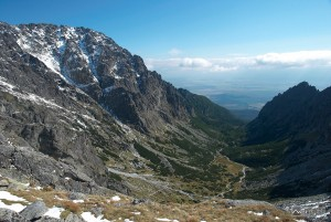 Malá Studená dolina od Téryho chaty