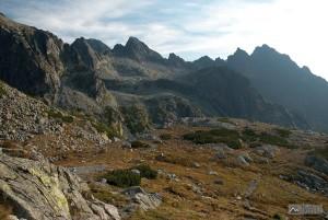 Veľká Studená dolina od Zbojnícke chaty