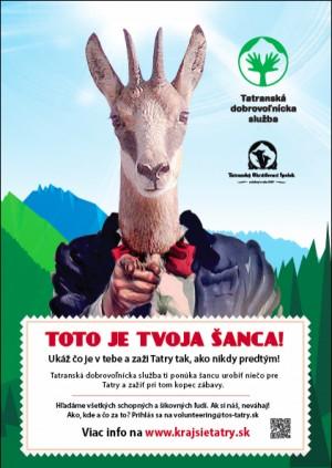 Tatranská dobrovolnická služba