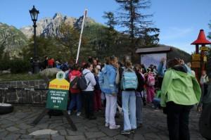 Čisté hory - Hrebienok