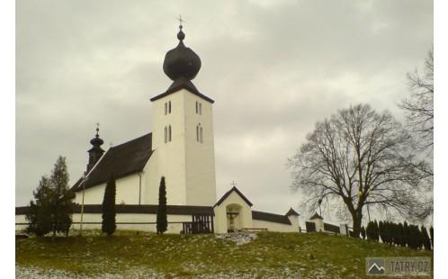 Kostol sv. Ducha Žehra