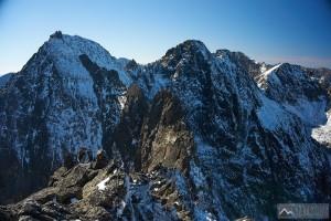 Jen ti nejvyšší: Lomnický štít, Gerlachovský, Pyšný i Ľadový