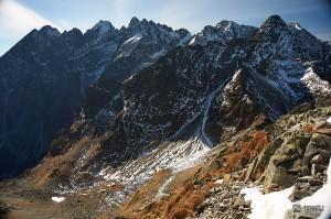 panorama z Jahňacího štítu
