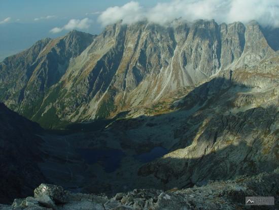 Mengusovská dolina z Rysů