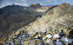 Furkotský štít, Hrubý vrch a severní vrchol Satana