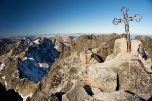 vrchol Gerlachovského štítu