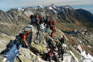 vrchol Kôprovského štítu