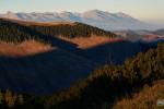 Vysoké Tatry z masivu Lajštrochu