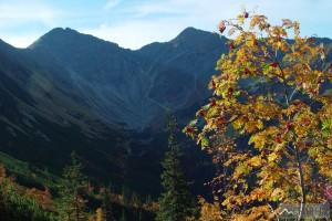 Ostrý Roháč a Plačlivé z Roháčske doliny