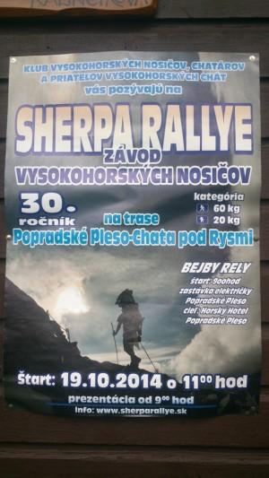 30. Sherpa rallye