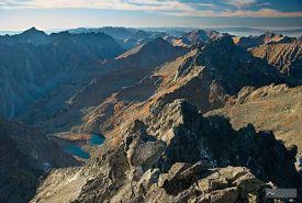 Mengusovská dolina za Vysoké
