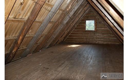 interiér - podkroví