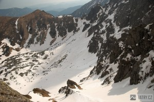 ledovcový kotel pod Ďumbierom