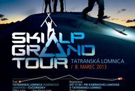 Skialpinistický závod Grand Tour