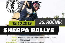Sherpa rallye 2019