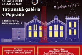 Muzejní noc 2013