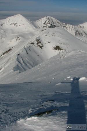 Plačlivé v zimě z Barance