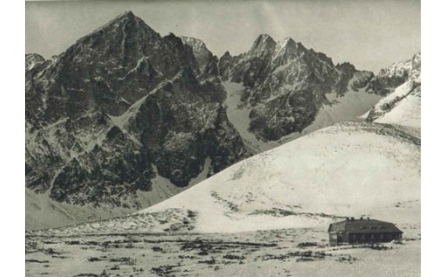 Kežmarská chata (rok 1955)