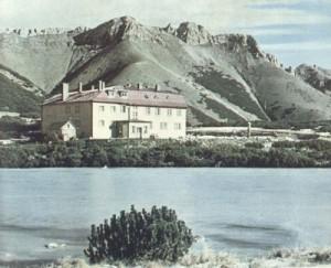 Kežmarská chata (rok 1958)