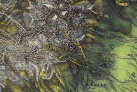 První vrstevnicová mapa Vysokých Tater