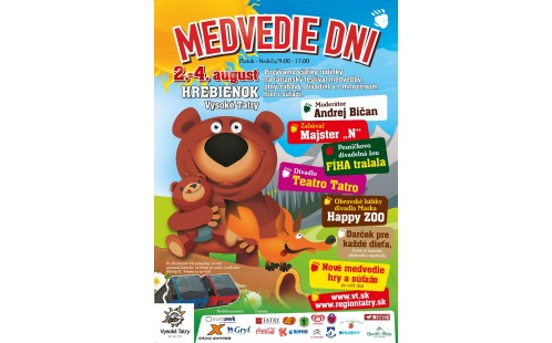 Medvedie dny 2013