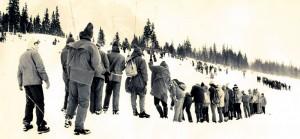 Pátrání sondováním na laviništi