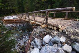 Most v Bielovodské dolině (foto: Ján Slivinský)
