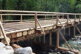 Nový most nad Javorinkou