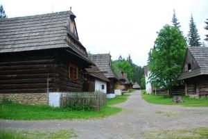 Múzeum oravskej dediny Zuberec - Brestová