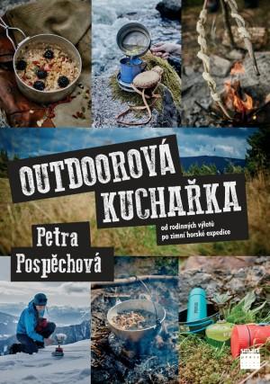 Obálka Outdoorová kuchařka - Petra Pospěchová