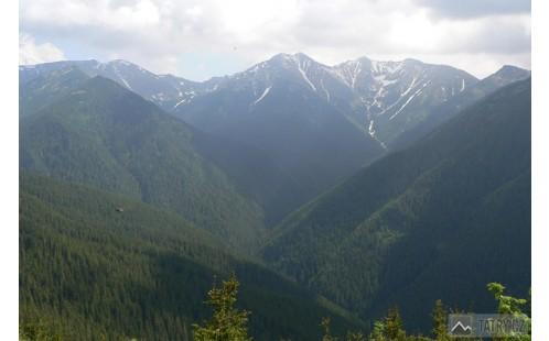 Jalovecká dolina při pohledu z Mníchu