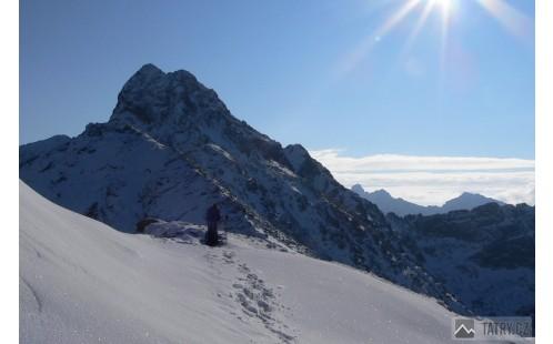 Výstup na Svinici