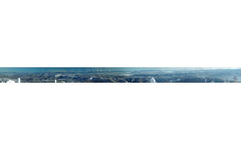 panorama z Lysé hory