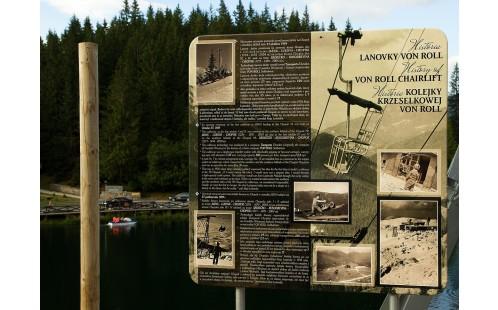 Historie lanovky Kosodrevina-Chopok