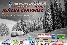 Rallye Červenec