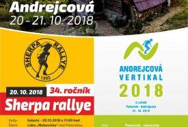 Sherpa Rallye 2018