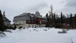 Hotel Solisko u Štrbského plesa