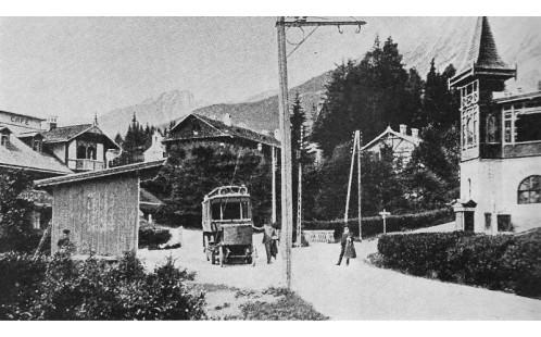 Omnibus ve St. Smokovci