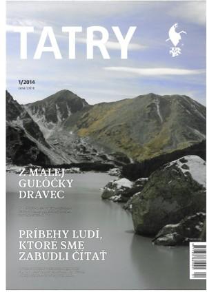 Časopis TATRY 01/2014