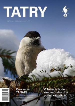 Časopis Tatry 01/19