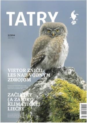 Časopis Tatry 2/2014